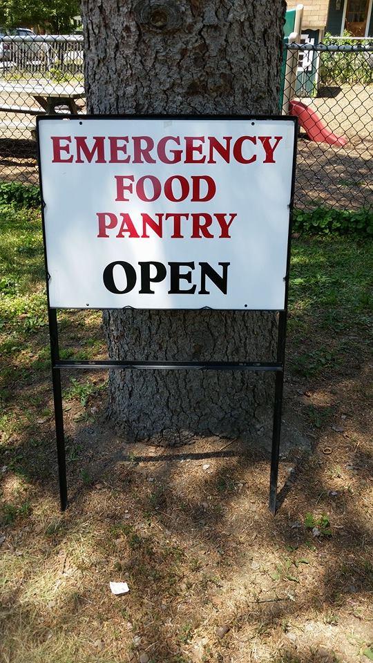 Food Pantry Red Hook United Methodist Church